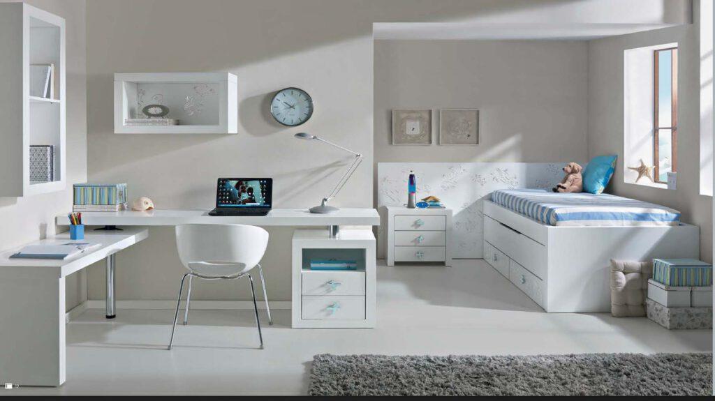 Quieres ver lo ltimo en dormitorios juveniles muebles y for Dormitorios juveniles con cama grande