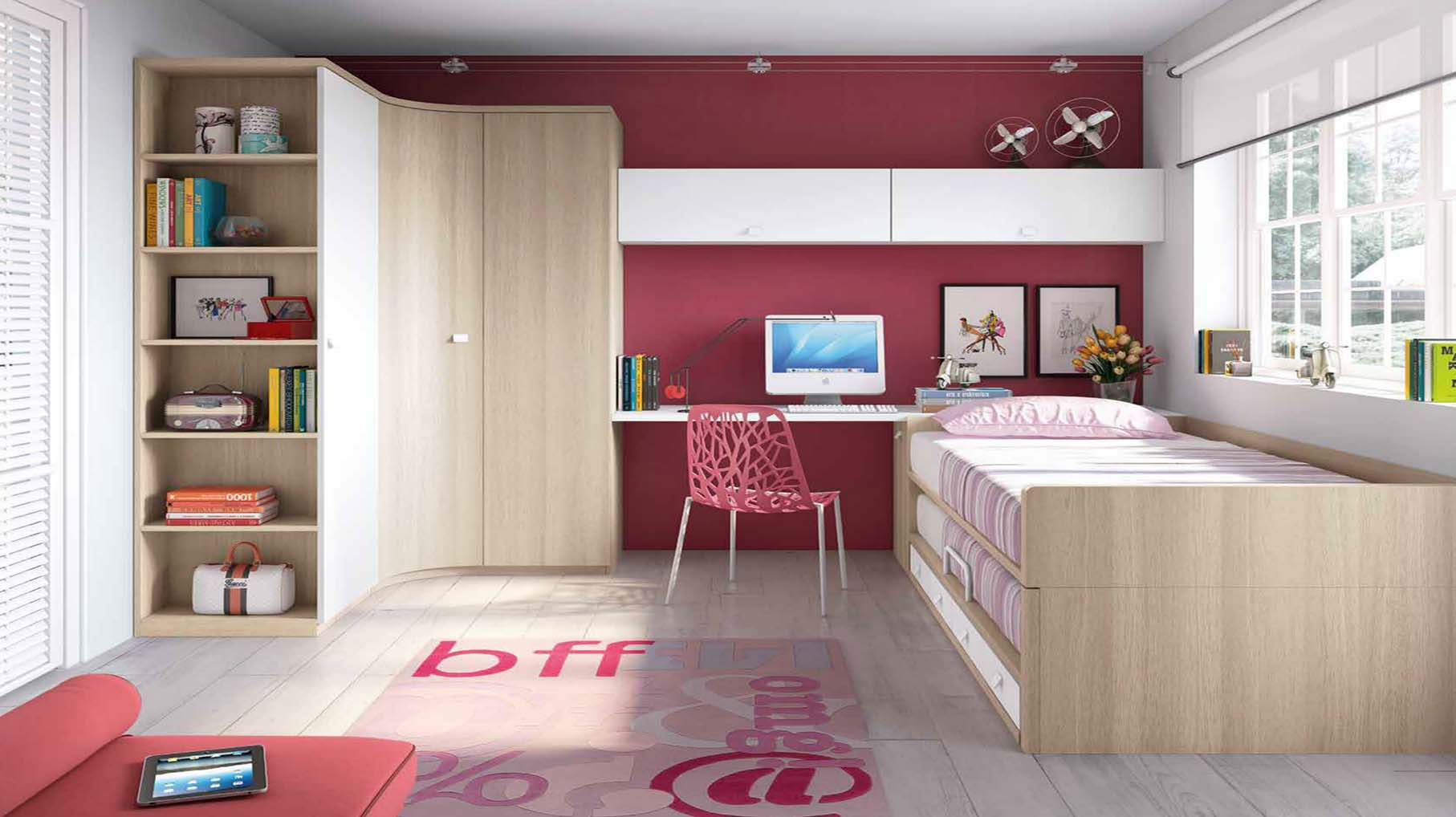 Quieres ver lo ltimo en dormitorios juveniles muebles y - Imagenes para dormitorios ...