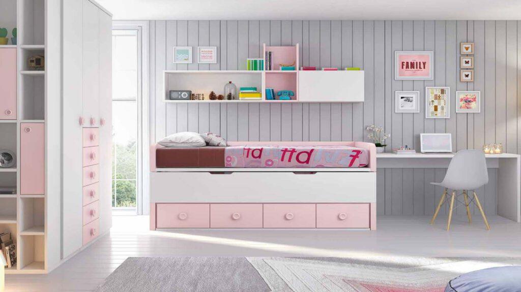 Quieres ver lo ltimo en dormitorios juveniles muebles y - El mueble habitaciones juveniles ...