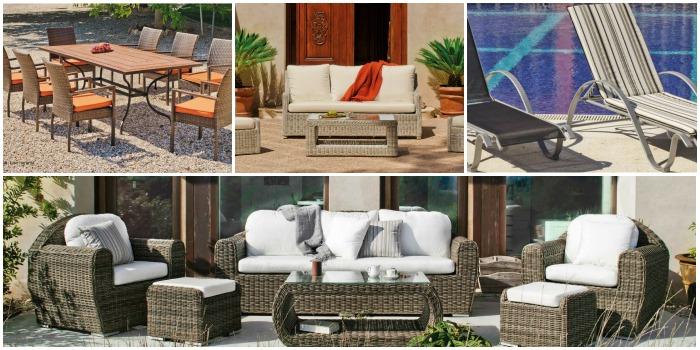 Casa muebles de jardin muebles de madera para jardin y for Casa mobiliario jardin